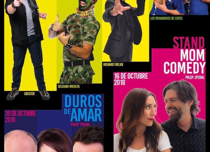 MARTES DE COMEDIA – TEATRO CAFAM BELLAS ARTES