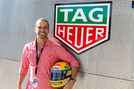 Orlando Duque, visitó TAG Heuer en Suiza
