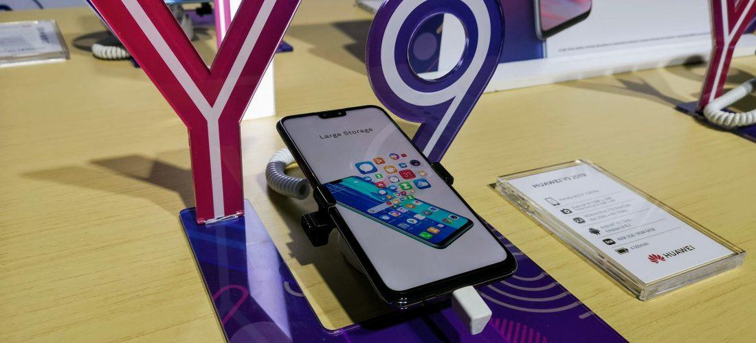 Huawei lanzó – Y9 2019