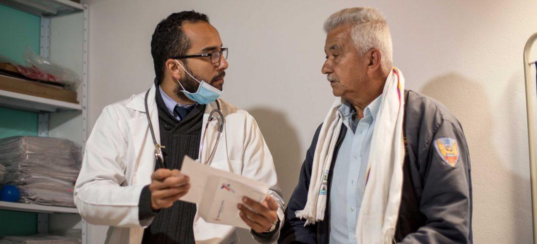 Philips y Devex destacan el papel de la detección temprana y el diagnóstico en la lucha mundial contra las enfermedades no transmisibles.
