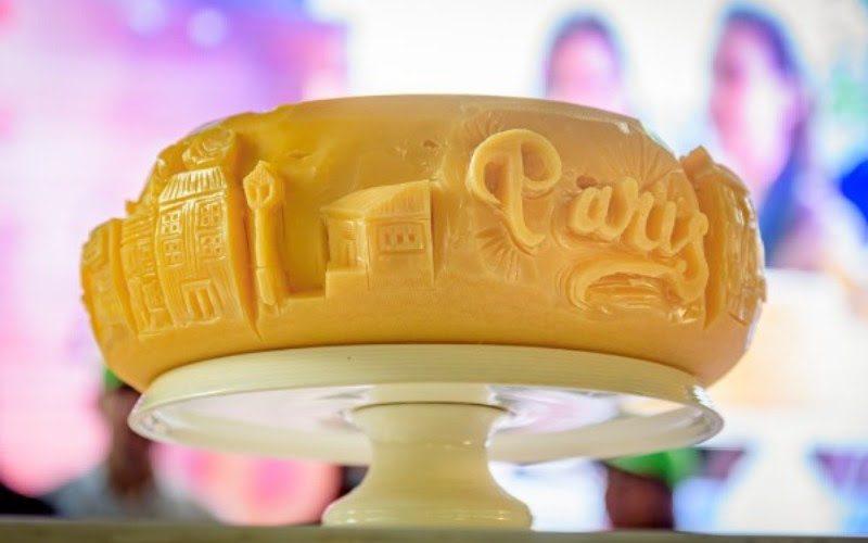 """""""París en un queso"""""""