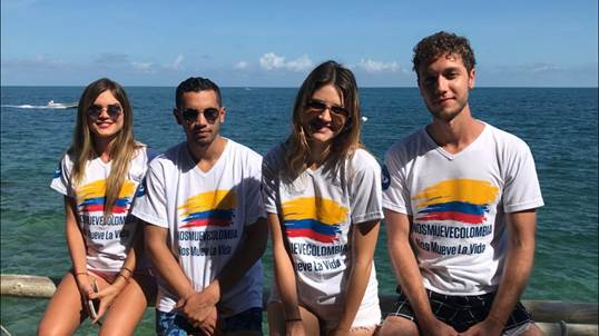 #NosMueveColombia