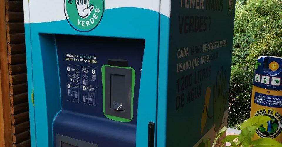 1'700.000 kilos de aceite reciclado