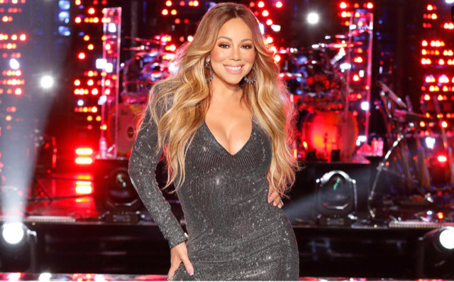 ¡Mariah Carey en The Voice!