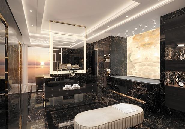 La suite más exclusiva del mundo