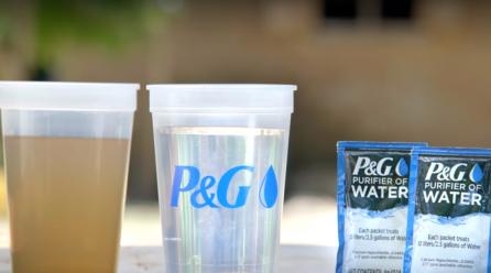 P&G y Save The Children