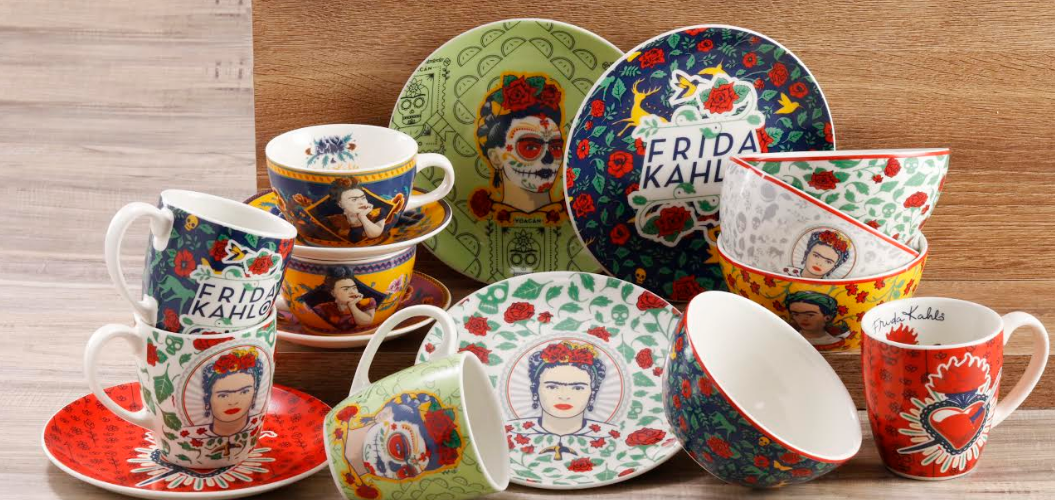 Frida Kahlo – Vajillas Corona