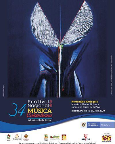 34 del Festival de Música Colombiana