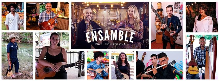 ENSAMBLE, una aventura musical por las regiones de Colombia