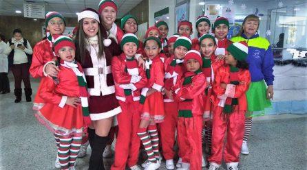 Fundación Grupo de Danza Carolina