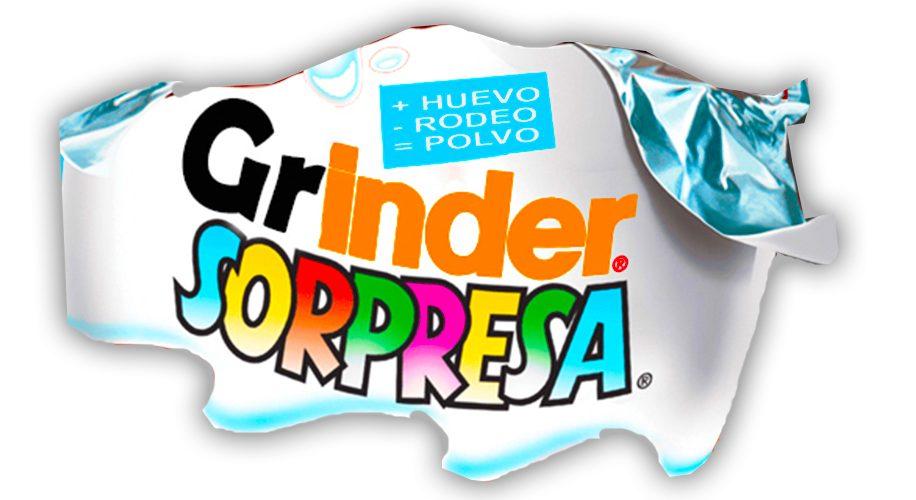 GRINDER SORPRESA