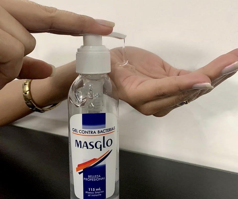 MASGLO AUMENTÓ EN 500% LA PRODUCCIÓN DE GELES