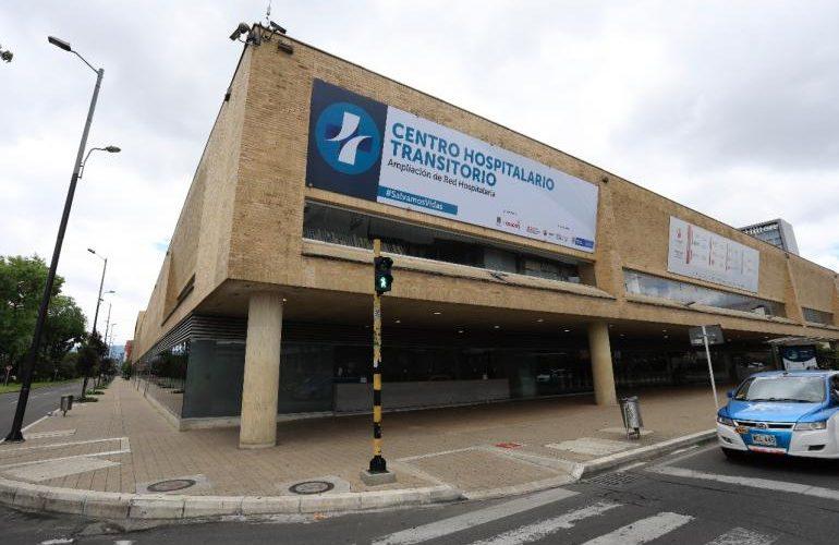 CENTRO HOSPITALARIO EN CORFERIAS