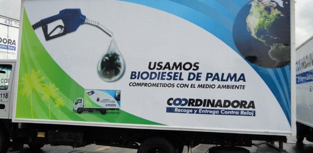 Biocombustibles con BIOdiésel