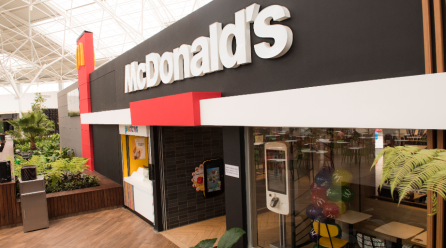 McDonald's y iFood