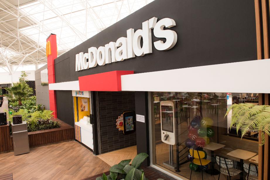 McDonald's y iFood