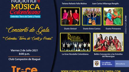 XXXV FESTIVAL NACIONAL DE LA MÚSICA COLOMBIANA