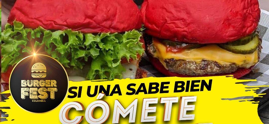 BURGERFEST COLOMBIA 2021